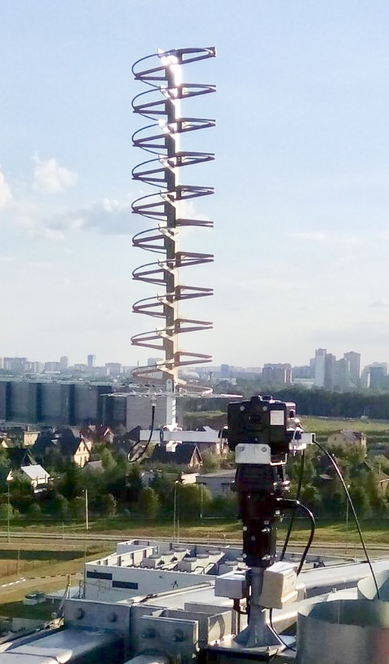 SPUTNIX deployed a ground station in Skolkovo Technopark to control satellites